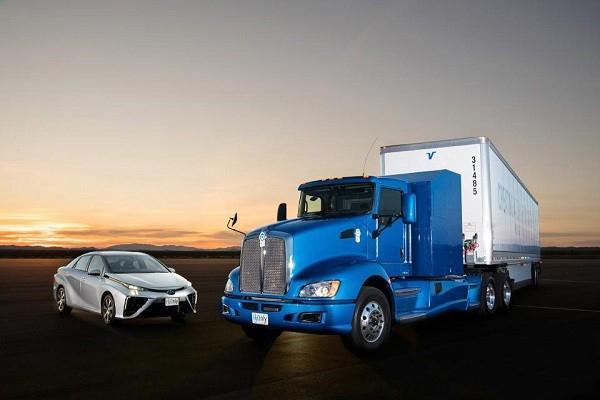 日本丰田欲用牛粪制氢推动燃料电池汽车发展