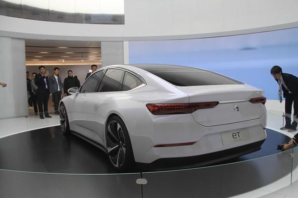 蔚来新车规划:明后年各推出一款新车,蔚来ET将推迟上市