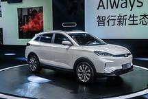 威马EX5更多信息曝光 收购黄海汽车生产原因何在?