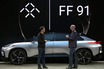 获融资是为推动FF 91在中国量产?乐视汽车将并入法拉第未来