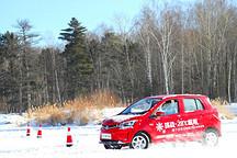 最专业的冰雪试驾  看雷丁在长白山麓挑战-28度极寒