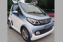 新款众泰E200申报信息曝光 未来将提供4款车型