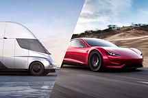 如何评价加速1.9s的Roadster和无人驾驶的Semi卡车?