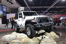 牧马人将推插混版车型 预计2019年推出
