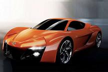 现代将推出双门双座跑车 造型犀利/搭混动系统