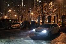 国贸的夜晚静悄悄,深夜体验不收服务费的特来电充电站