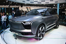 爱驰U5 ION概念车正式亮相 预计2019年上市