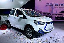 新款江淮iEV6E运动版上海地区正式上市 补贴后售价6.55-6.95万元