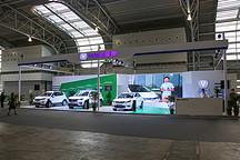 长安汽车携逸动PHEV、CS75 PHEV、CS15 EV360亮相2018未来汽车展
