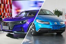 为什么要花30万买一台纯电动汽车?腾势500对比荣威光之翼MARVEL X