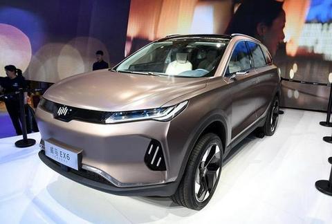 2019年上海车展造车新势力亮相车型盘点,你更看好谁?