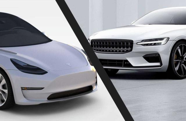 Polestar 2和Model 3谁更出色?你更看好谁?
