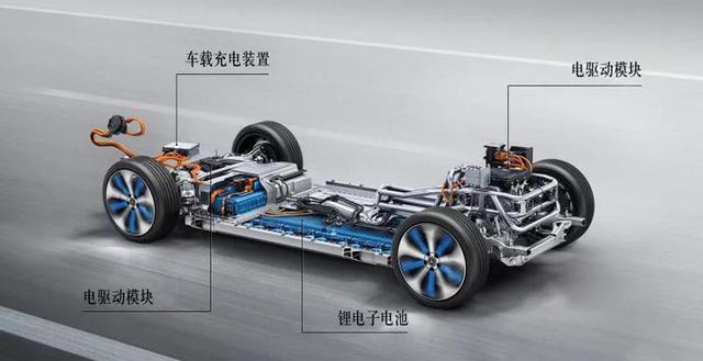 基于奔驰EQC,反观奔驰的电动化布局逻辑