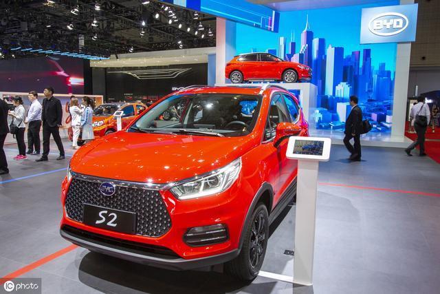 到底哪些地方的消费者在购买比亚迪的燃油车和新能源汽车呢?