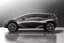 戴森首款纯电动汽车概念设计图曝光,你看好吗?