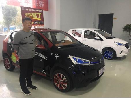 新能源车顺应时代而生,他选择投身众泰云家族