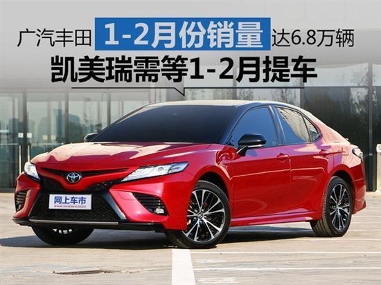 广汽丰田销量,广汽丰田销量目标