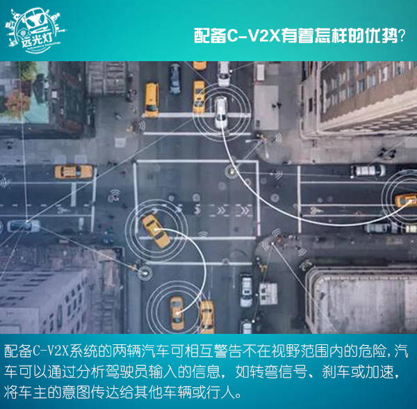 C-V2X,自动驾驶