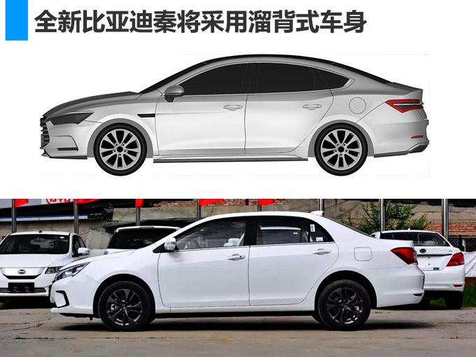 比亚迪秦全新车型,比亚迪新车