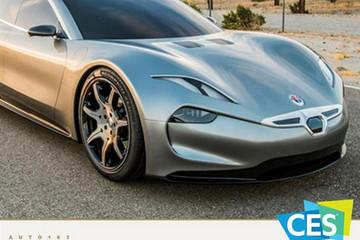 续航400英里 菲斯克新一代电动车EMotion将亮相CES