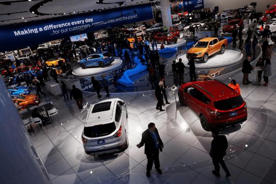 全球车企在电动车领域的投资至少已达900亿美元