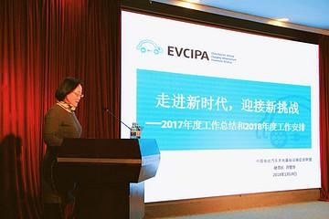中汽协许艳华:2018年公共充电桩保有量或将超过30万个
