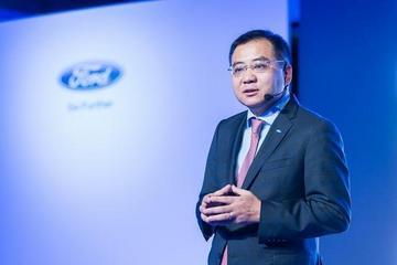 因任职前个人原因? 福特中国CEO罗冠宏闪辞
