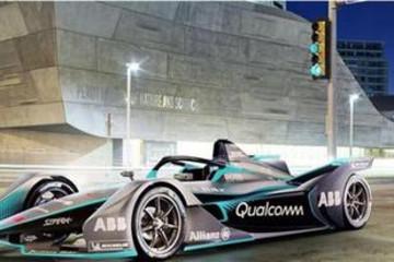 新款电动赛车亮相下赛季Formula E 电池容量翻番