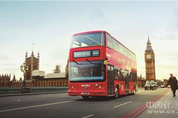 比亚迪已占英国电动大巴50%市场份额