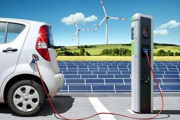 新能源车充电站等一批新能源产业项目落户山西吕梁