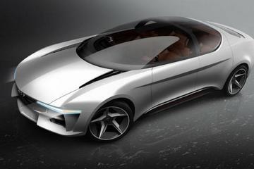 乔治亚罗联合远景能源研发电动汽车 预告图发布