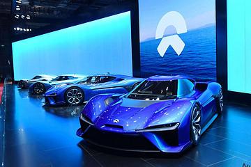 蔚来汽车今年将在美国IPO 目标估值360亿美金