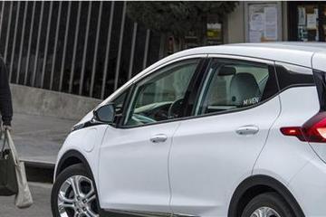 通用向奥斯汀提供20辆Bolt电动车 拓展汽车共享网络