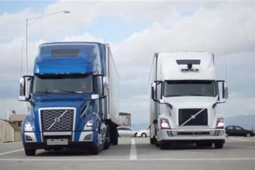 Uber如何解决自动驾驶卡车上路的非技术难题?