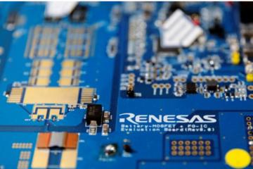 发力自动驾驶 电装8亿美元额外收购瑞萨电子4.5%股份