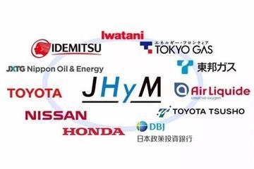 日系车企筹划成为氢燃料电池车标准制定者