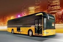 江西新余:20辆纯电动公交已经到位