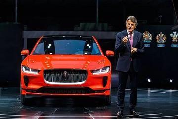 施韦德回应捷豹为何直接量产纯电动车:为所有车型铺路