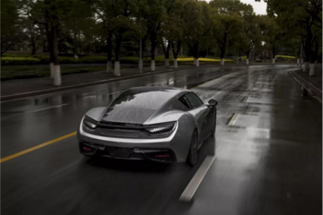 """首款车型主打纯电动跑车,前途汽车真的有""""前途""""吗?"""