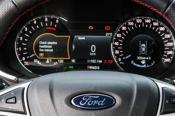方向盘螺钉松动 福特召回140万辆Fusion及林肯MKZ