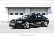 奥迪成为首个在韩开展自动驾驶路测的外国车企品牌