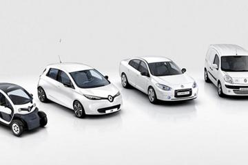 东风雷诺发力新能源 规划三款纯电动车