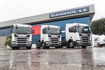 斯堪尼亚与Acotral在西班牙开展卡车车队路测