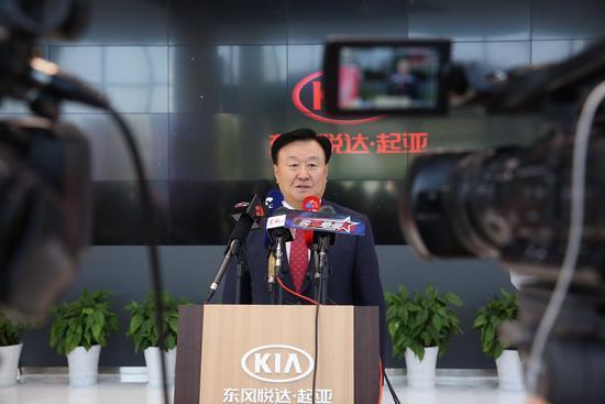 苏南永:东风悦达起亚2025年新能源车占比将达40%