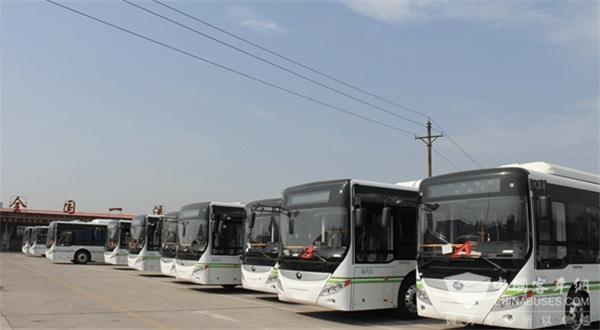 河南驻马店:新增160辆新能源公交车