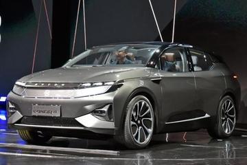三位高管加盟 拜腾年中将发布电动轿车