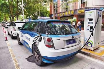"""山西掀起出租车新能源化改革高潮 太原、阳泉已完成""""油改电"""""""