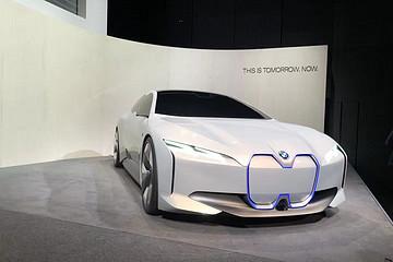 宝马新能源车设计为何越来越超前