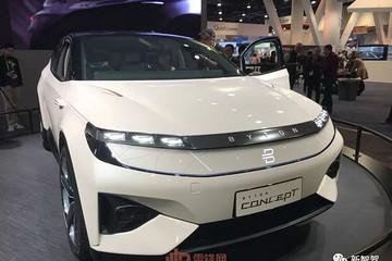 首款量产车亮相北京国际车展前,拜腾引入一批资本、造车人才