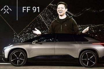 贾跃亭霸气了?上诉某新能源汽车品牌窃取其专利!